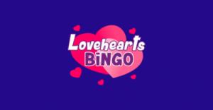 lovehearts bingo short review logo