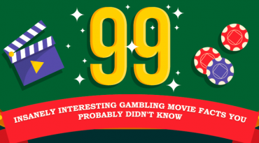 interesting gambling movie facts - infographic