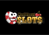 mad about slots casino logo