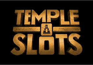 temple slots casino logo short review
