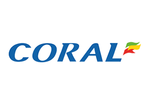 coral best poker site logo