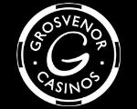 grosvenor casino live logo