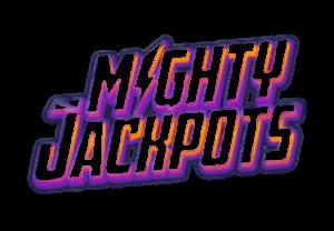 mighty jackpots bingo logo