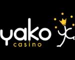 yako casino live logo