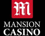 mansion casino logo gambling apps