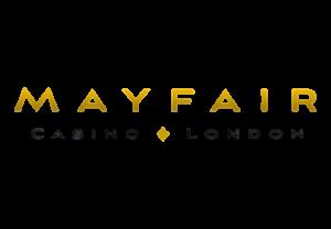 mayfair casino london transparent logo