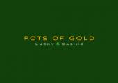 pots of gold casino logo